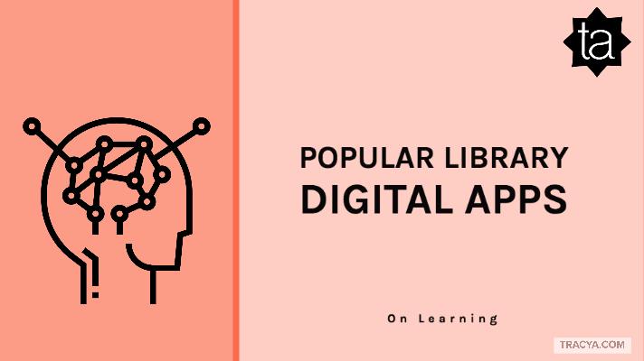 popular library digital apps